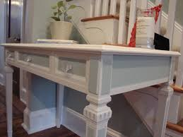 Shabby Chic Table by Diy Shabby Chic Desk The Staging