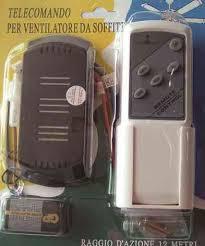 telecomando ventilatore soffitto kit telecomando universale cfg