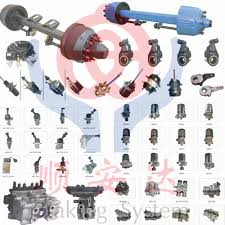 volvo truck auto parts daf renault man iveco volvo truck spare parts brake system brake