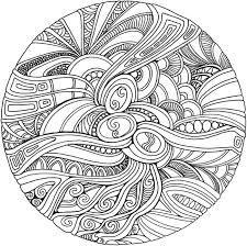 653 mandalas images coloring books mandalas