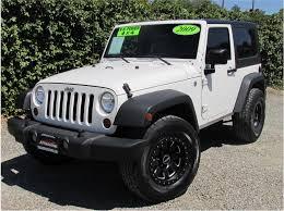 2009 jeep wrangler sport 2009 jeep wrangler x sport utility 2d sold