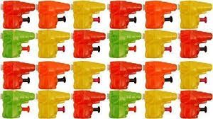 mini water gun pack of 24 bulk buy co uk toys