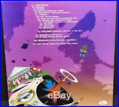 graduation vinyl kanye west signed graduation vinyl album record the of pablo