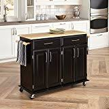 small portable kitchen island kitchen islands carts amazon com