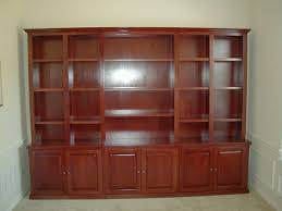 cherry wood bookcase american hwy