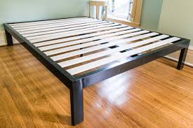 How To Make Wood Platform Bed Frame by The Best Platform Bed Frames Under 300 The Sweethome