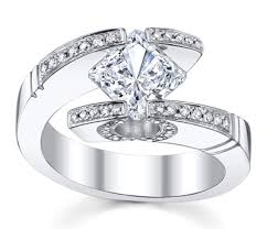 tension ring tension rings engagement rings diamond tension rings by novori