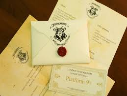 gift a letter from hogwarts oye happy