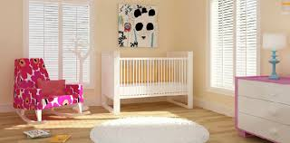beautiful crib and changer combo in bedroom modern with dark wood