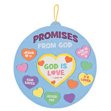 promises from god u201d sign craft kit craft kits sunday and