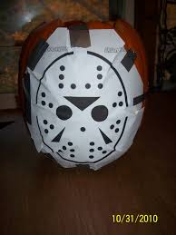 Printable Halloween Carving Pumpkins Patterns Jason Voorhees Pumpkin Pattern U0026 Carving