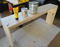 build a console table beautiful how to build a console table 1 photos gratograt