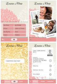 wedding planner apps iphone wedding apps something turquoise daily bridal