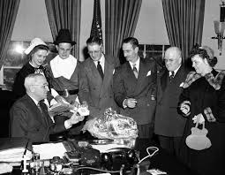 here s how u s presidents celebrate thanksgiving the atlantic