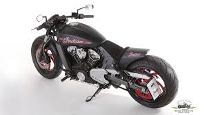 modified bullet bikes bullet indian scout mod project scout