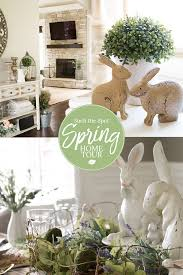spring home decor ideas modern farmhouse spring home decor ideas home tour