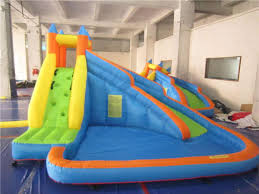 Water Slides Backyard by Online Shop Jumping Castles Inflatable Water Slide Inflatable