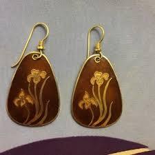 laurel burch earrings women s laurel burch jewelry on poshmark