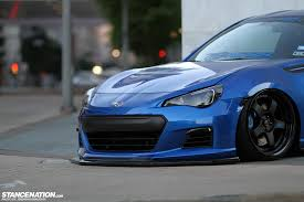 subaru brz white black rims supercharged u0026 slammed greg u0027s subaru brz stancenation