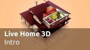 Home Design 3d Free For Windows Introducing Live Home 3d For Windows Youtube