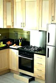 meuble cuisine four encastrable niche pour four encastrable meuble cuisine colonne pour four