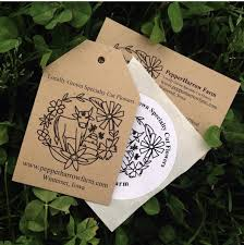 Farm Business Card Make Your Mark With Local Branding Growing For Market