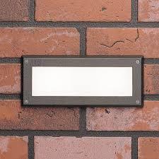 Recessed Outdoor Wall Lights Recessed Lighting Design Ideas Recessed Outdoor Wall Lights
