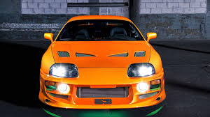 toyota supra fast and furious wallpaper wednesday gets fast and furious u2013 action a go go llc