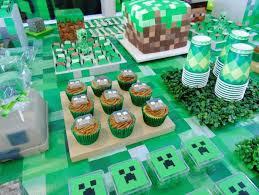 minecraft cupcake ideas kara s party ideas minecraft birthday party ideas kara s party ideas