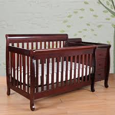 afg kimberly convertible crib in cherry kids furniture in los