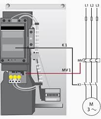 how does direct on line dol and star delta motor starting