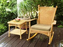 outdoor wicker rocking chairs u2014 jen u0026 joes design best outdoor