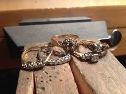 old wedding rings images Re use old jewellery suzanne crudden custom jewellery jpg
