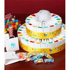 Birthday Favors by Birthday Cake Favor Box Kit 1st Birthday Favors Supplies