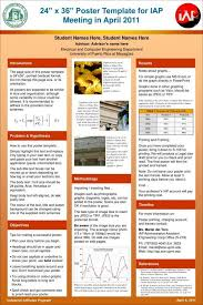 24 x 36 poster template powerpoint bountr info
