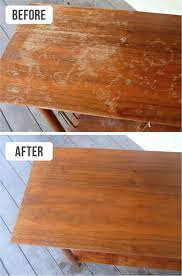 Clean Table 12 Fantastic Tips For Keeping Your House Perfectly Clean