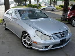 mercedes model codes 2006 mercedes cls500 w219 parts car stock 005226