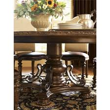 Old World Dining Room Sets by Universal Furniture 16657 Bolero 58 Dining Table