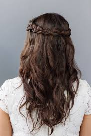 Simple But Elegant Hairstyles For Long Hair by 30 Bridesmaid Hairstyles Your Friends Will Actually Love A