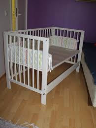 Side Crib For Bed Cosleeper The Bed Of Tomorrow Find Projects To Do At