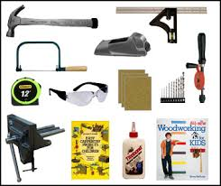 Woodworking Tools by Kids Woodworking Tool Kit