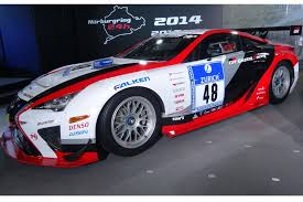 lexus lfa racing auto salon 2014 gallery race derived lexus lfa that will