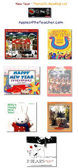 new year kids book suggested thematic reading list for new years new year books