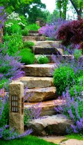 Cottage Garden Ideas Pinterest by 852 Best Garden U2014stairs U0026 Paths Images On Pinterest Beautiful