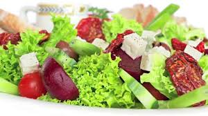 cara membuat salad sayur atau buah resep salad buah dan sayur youtube
