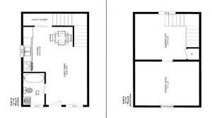 100 cabins floor plans deluxe barn loft cabin deluxe side