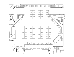 Casino Floor Plan by Security Canada Expo