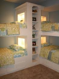 Bunk Beds For 4 L Bunk Bed Foter