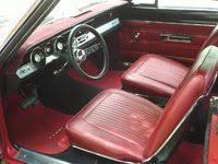 1970 Cuda Interior 1967 Plymouth Barracuda Interior Pictures Cargurus