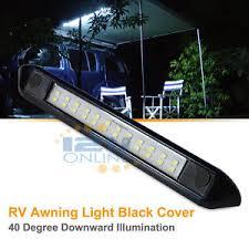 Rv Awning Led Light Strip 12volt Led Awning Light Rv Camper Trailer Boat Exterior Garden
